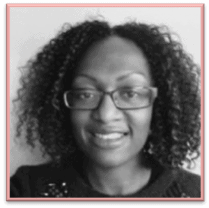 Charisse Peters - one of our therapists